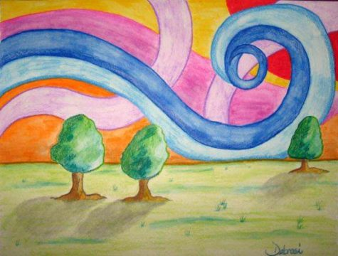 wind-curl--abstract-watercolor-painting-debrosi-artworks