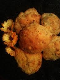 calendula biscuits
