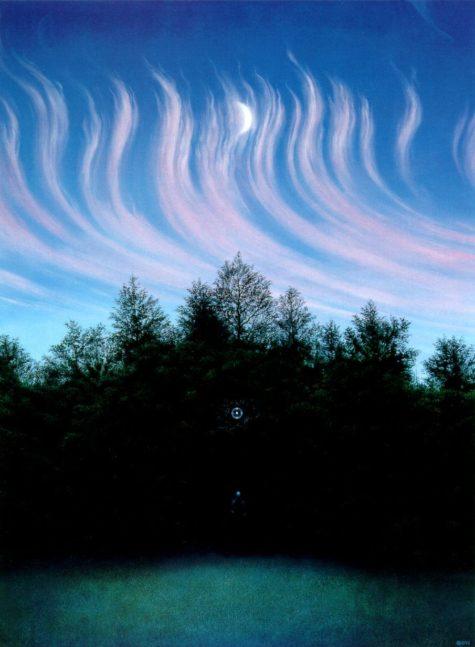 Michael Whelan - Paysage et nuages