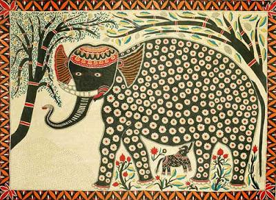 decorative_elephant_with_fl