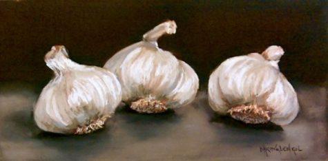 garlic ok