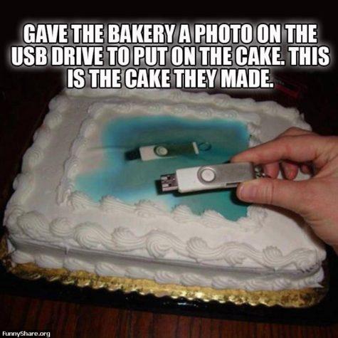 FunnyShare.org - Epic Cake Fail funny pics