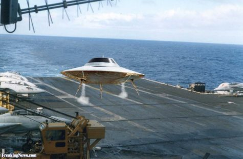 Alien-Spaceship-Landing-on-an-Aircraft-Carrier-99920