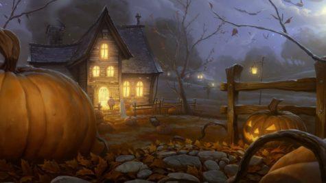 halloween-autumn-art-pumpkin-jack-o-lantern-garden