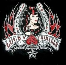 lucky13 woman