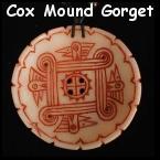cox mound gorget 145