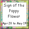 Sign of the Poppy