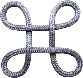266px-Bowen-knot-in-rope