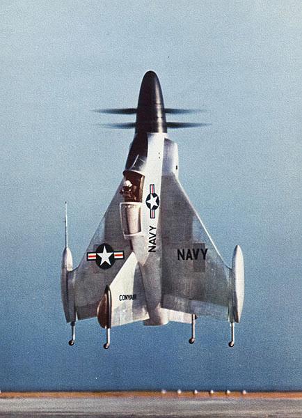 XFY-1 Pogo 6