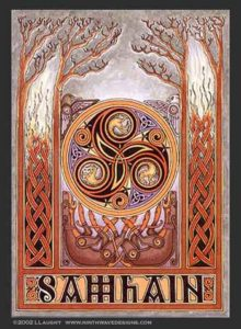 Samhain magick and rituals book of shadows samhain demand 220x300g m4hsunfo