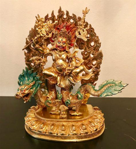 Buddha Family Dakini