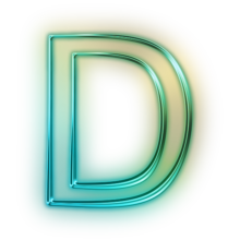 110681-glowing-green-neon-icon-alphanumeric-letter-dd