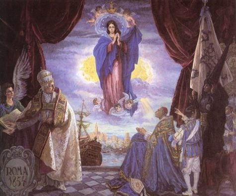 immaculate-conception-is-a-dogma-of-the-catholic-church