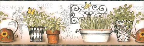 113058-herbs-wallpaper-border-1