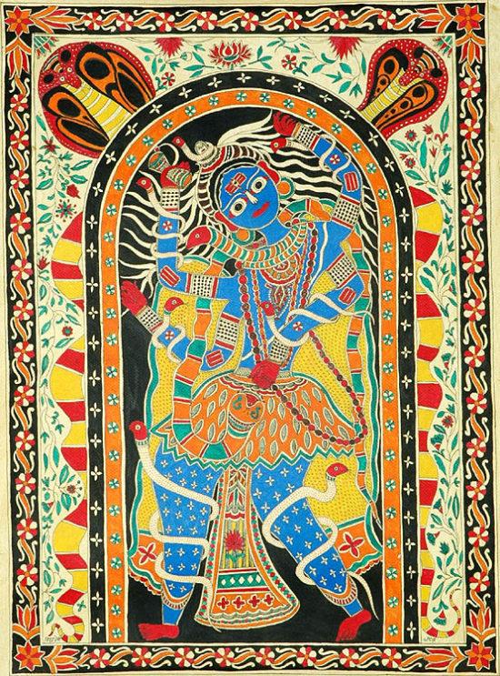 Hinduism Mandala Madness