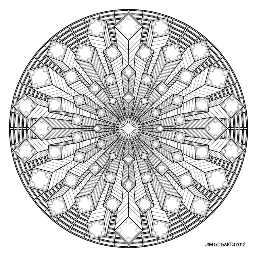 Flower Mandala Coloring Pages for kids #4086 Free Simple Mandala Coloring  Pages ~ Coloringtone Book | 894x894