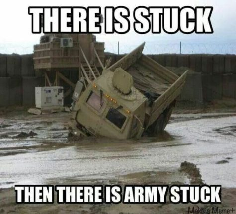 military-humor-stuck-army-truck-mud