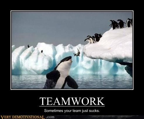 3323847-teamwork-funny-motivational-quotes | Meme City