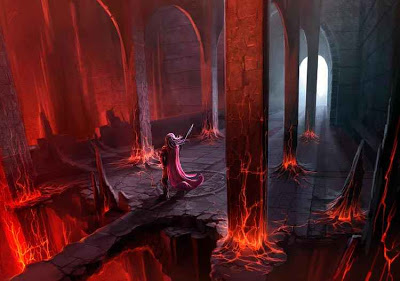 fire-cave