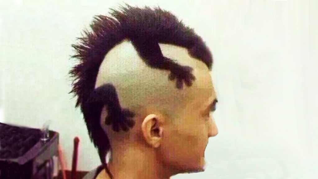 Crazy Hairstyles Guys Crazy Animal Haircuts Youtube More Cool Pictures