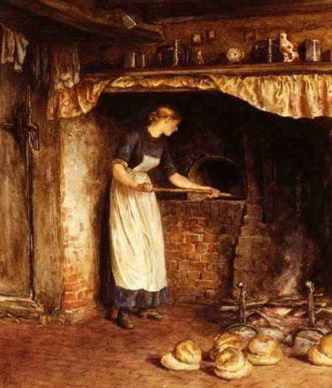 Baking-Bread-Date-unknown-XX-Unknown