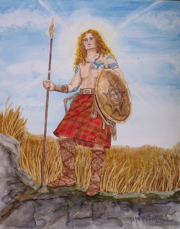heroes of celtic and germanic mythology essay Of norse loki and the celtic lugh  however many of the german tribes adopted celtic culture  would not the norse mythology regard a returning celtic hero as.