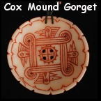 cox mound gorget 145