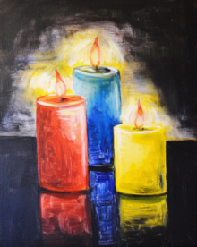 Chiaroscuro-Candles-tv