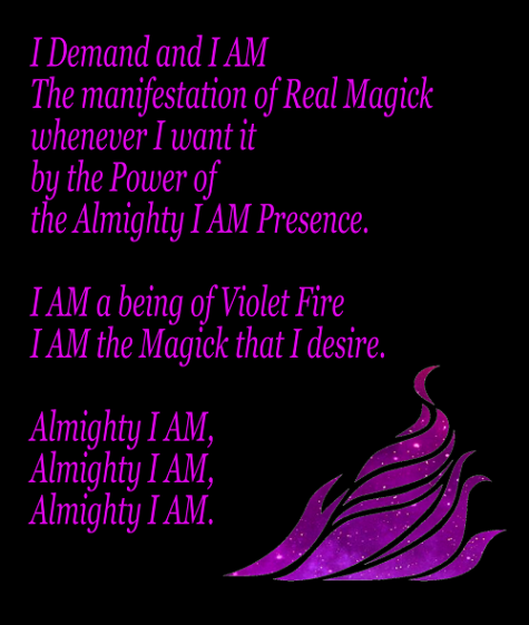 I AM real magick