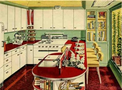 Colorizing The Kitchen Color Therapy