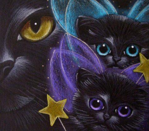 black-cat-fairy-kittens-good-morning-teacher
