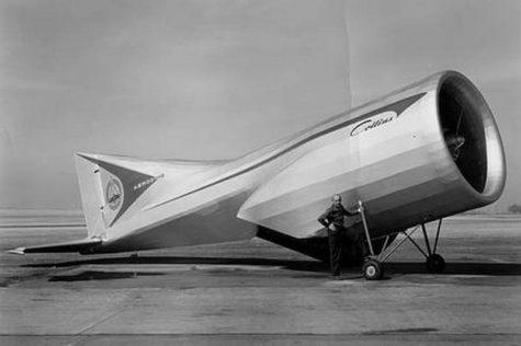 Alexander Lippisch - Aerodyne