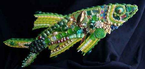 beaded-fish