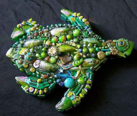 beaded-sea-turtlr