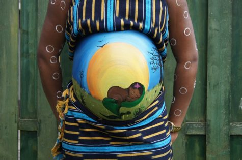 belly-painting-409794_960_720