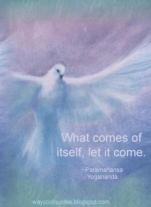 let-it-come