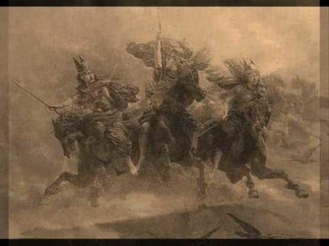 Viking Prayer Before Battle Widdershins